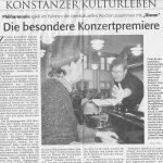 2003-09_Suedkurier_Besondere-Konzertpremiere_0001